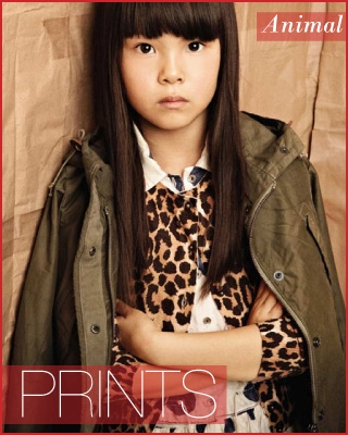 Animal prints by Bellerose