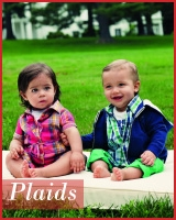 Plaid prints