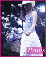 Romantic prints