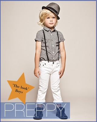 Preppy by IKKS Boys