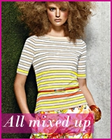 All mixed up by Marc Cain